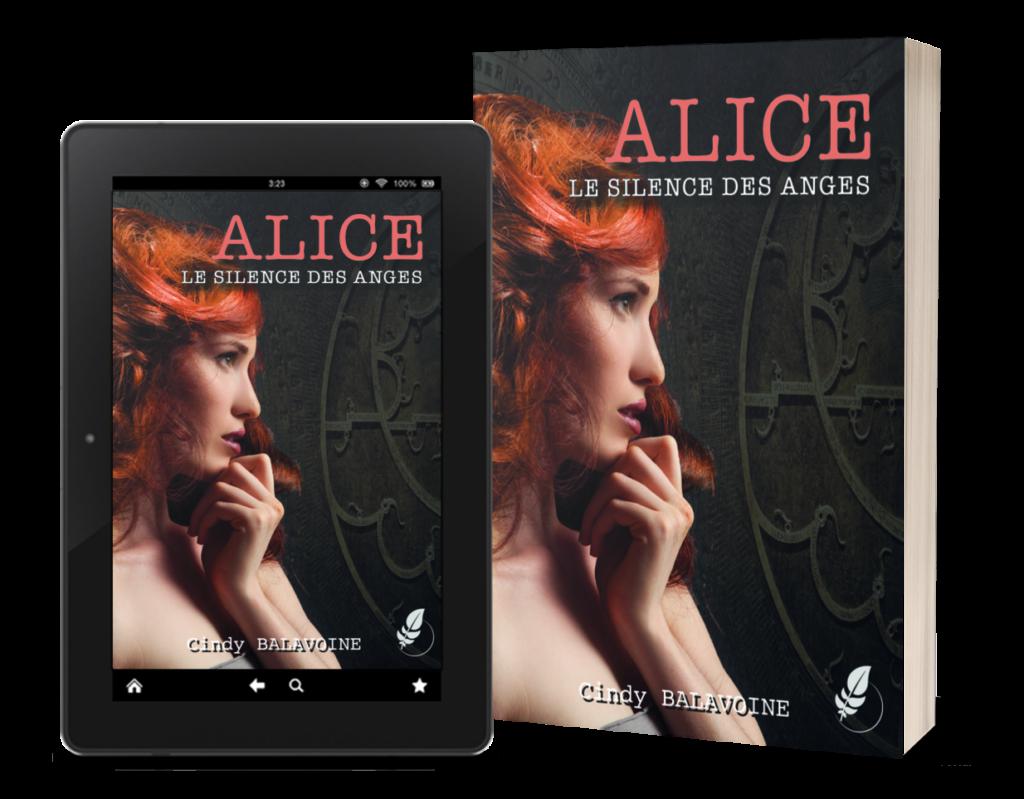 Alice, le silence des anges par Cindy BALAVOINE