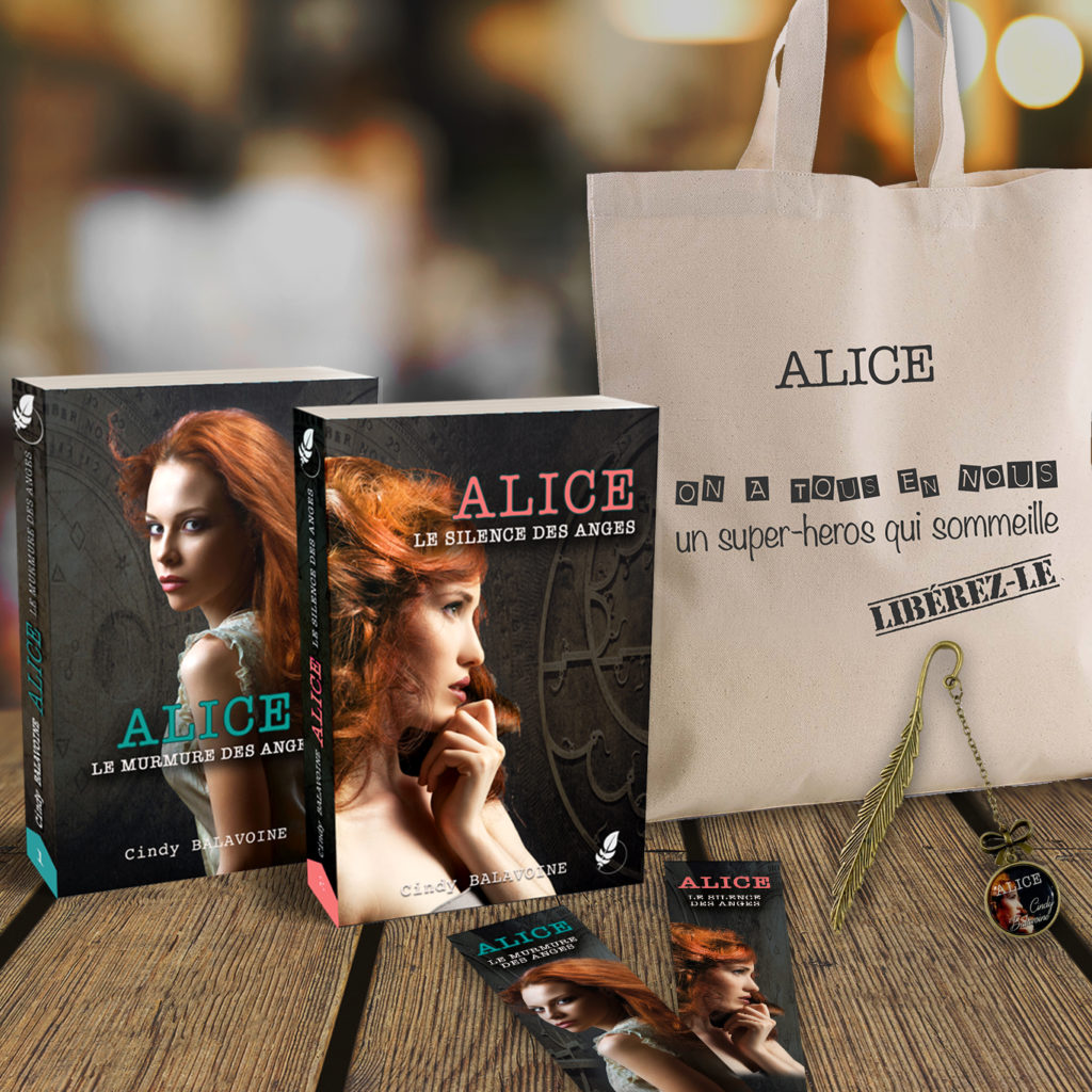 Coffret de noël Alice