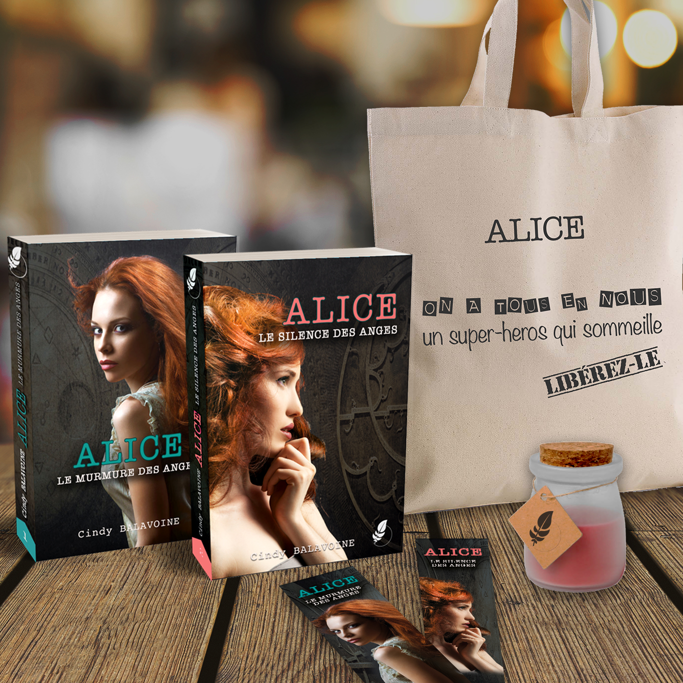 Coffret Alice de Cindy BALAVOINE